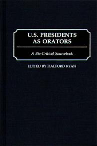 U.S. Presidents as Orators cover image