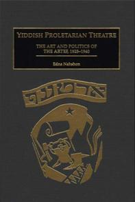 Cover image for Yiddish Proletarian Theatre