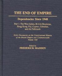 The End of Empire cover image