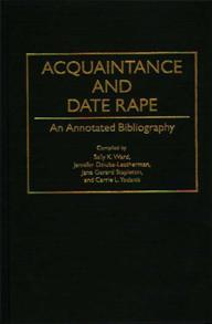 Acquaintance and Date Rape cover image