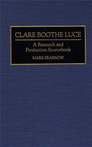 Clare Boothe Luce cover image