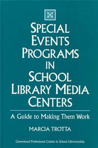 Special Events Programs in School Library Media Centers cover image