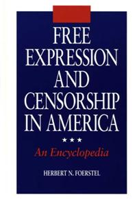 Free Expression and Censorship in America cover image