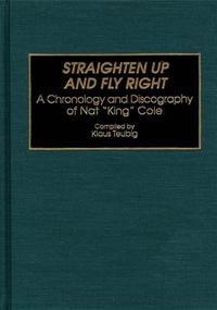 Straighten Up and Fly Right cover image