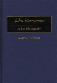John Barrymore cover image