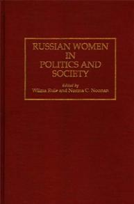 Russian Women in Politics and Society cover image