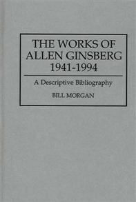The Works of Allen Ginsberg, 1941-1994 cover image