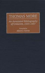 Thomas More cover image