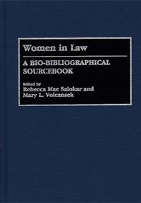 Women in Law cover image