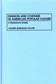 Fashion and Costume in American Popular Culture cover image