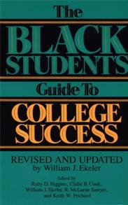 The Black Student's Guide to College Success cover image
