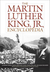 The Martin Luther King, Jr., Encyclopedia cover image