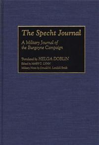 The Specht Journal cover image