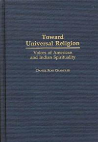 Toward Universal Religion cover image