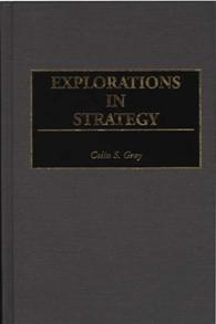 Explorations in Strategy cover image
