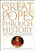 The Great Popes Through History cover image