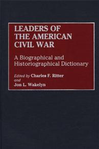 Leaders of the American Civil War cover image