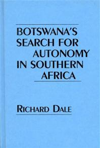 Botswana's Search for Autonomy in Southern Africa cover image