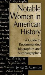 Notable Women in American History cover image