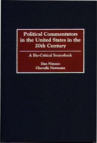 Political Commentators in the United States in the 20th Century cover image