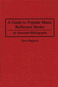 A Guide to Popular Music Reference Books cover image