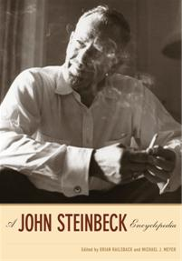 A John Steinbeck Encyclopedia cover image