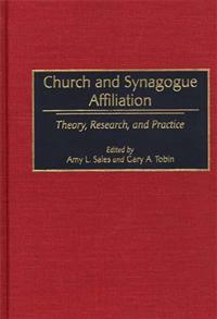 Church and Synagogue Affiliation cover image