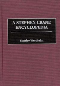 A Stephen Crane Encyclopedia cover image