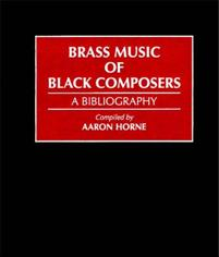 Cover image for Brass Music of Black Composers