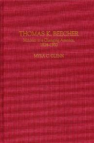 Thomas K. Beecher cover image