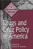 Drugs and Drug Policy in America cover image