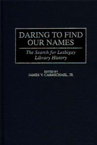 Daring to Find Our Names cover image
