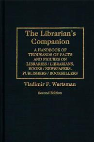 The Librarian's Companion cover image