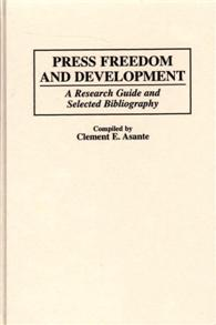 Press Freedom and Development cover image