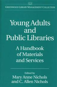 Young Adults and Public Libraries cover image