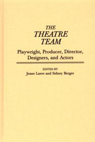 The Theatre Team cover image