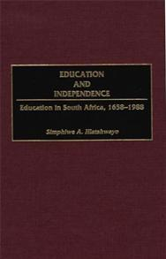 Education and Independence cover image
