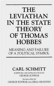 The Leviathan in the State Theory of Thomas Hobbes cover image