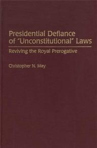 Presidential Defiance of Unconstitutional Laws cover image