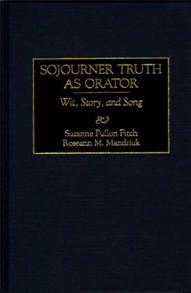 Sojourner Truth as Orator cover image