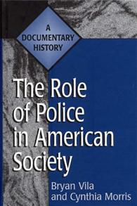 The Role of Police in American Society cover image