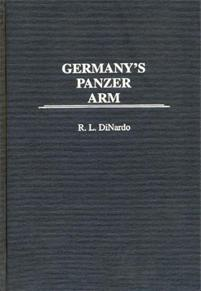 Germany's Panzer Arm cover image