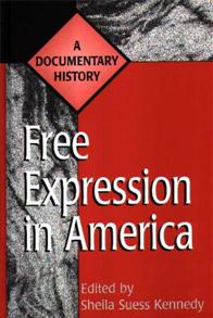 Free Expression in America cover image