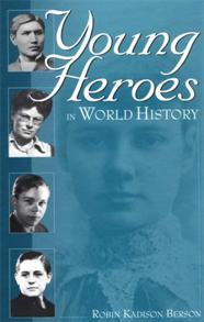 Young Heroes in World History cover image