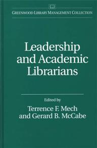 Leadership and Academic Librarians cover image