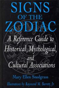 Signs of the Zodiac cover image