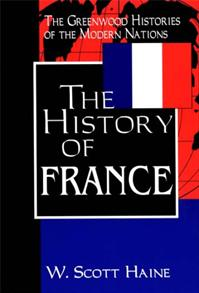 The History of France cover image