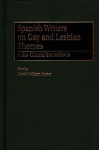 Spanish Writers on Gay and Lesbian Themes cover image
