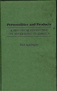 Personalities and Products cover image
