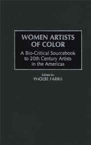 Women Artists of Color cover image